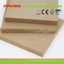 Best Price Plain MDF 16mm 12mm 18mm